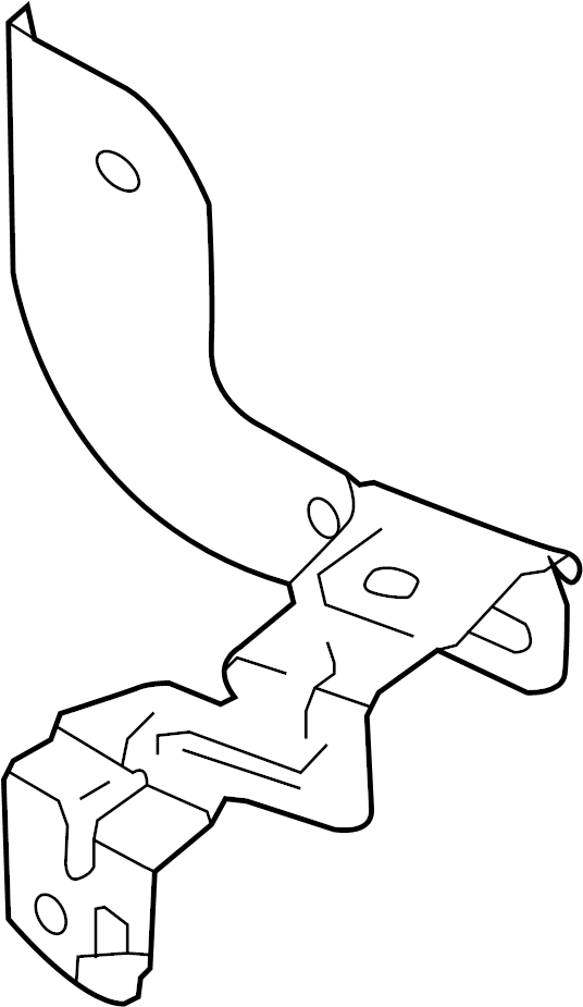 Nissan Rogue Junction Block Bracket  Body  Engine  Main